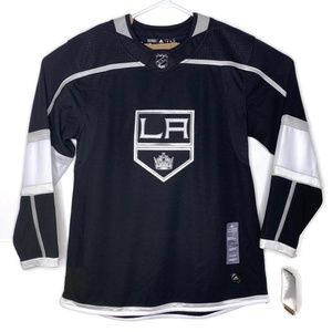 Los Angeles Kings Adidas Climalite Practice Jersey